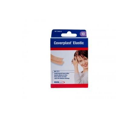 Coverplast® Elastic 76x25mm 10uds