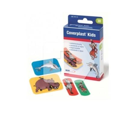 Coverplast® Kids Zoo surtido 30uds