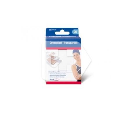 Coverplast® transparentes surtido 20uds