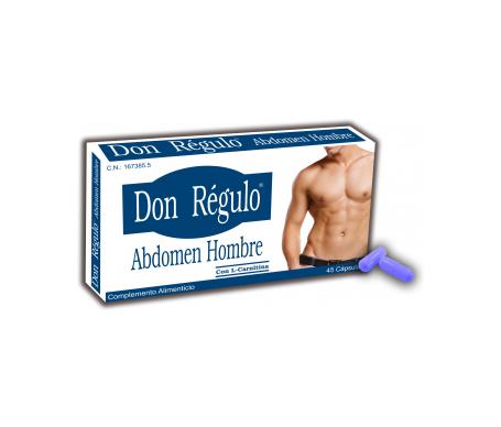 Don Regulo Abdomen Hombre 45cáps