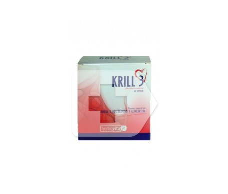 Herbovita Krill 3 60cáps