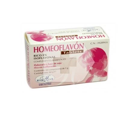 Homeosor Homeoflavon 60 Tabletas