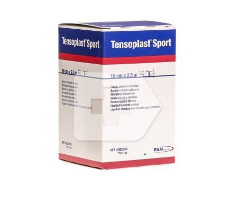 Tensoplast Sport venda elástica adhesiva 10CMX2,5m 1ud