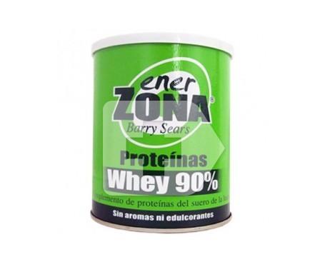 Enerzona Whey proteínas de leche 90% 216g