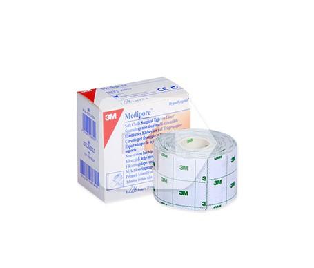 Medipore de malla para la fijación de apósitos 10m X 2,5cm