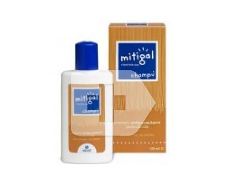 Mitigal Plus champú 120ml