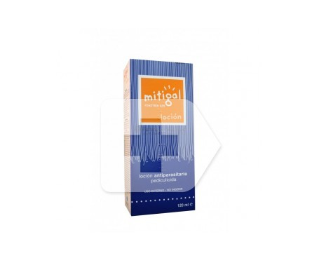Mitigal Plus loción 120ml