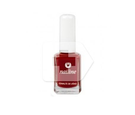 Nailine esmalte de uñas rojo 11ml