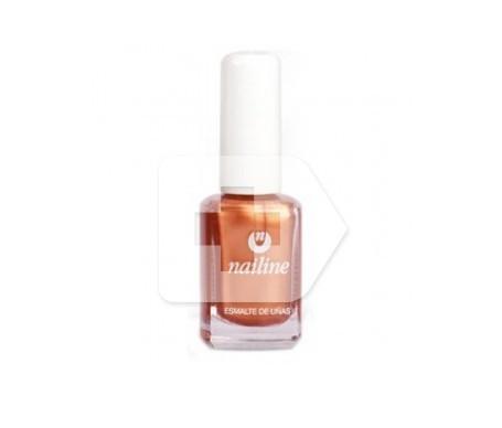 Nailine esmalte de uñas cobre perla 11ml