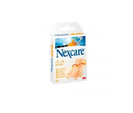 Nexcare® Active apósitos adhesivos 19x76mm 10uds