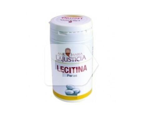 LaJusticia lecitina 90 perlas