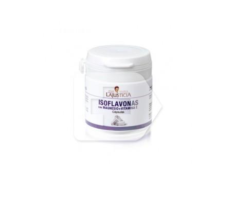 LaJusticia isoflavonas con magnesio y vitamina E 30cáps