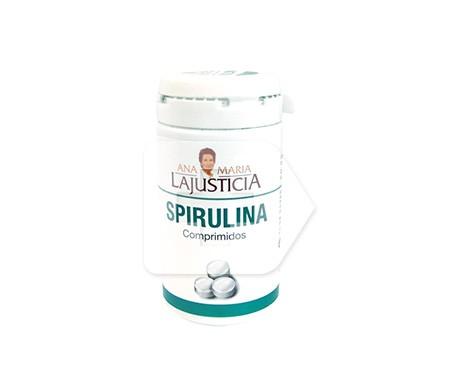 LaJusticia Spirulina 160comp