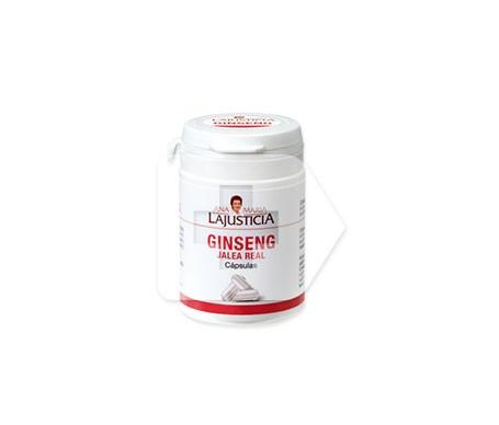 LaJusticia ginseng con jalea real 60cáps