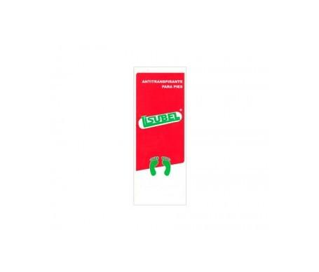 Lisubel polvos baño antitranspirante 10g 2uds