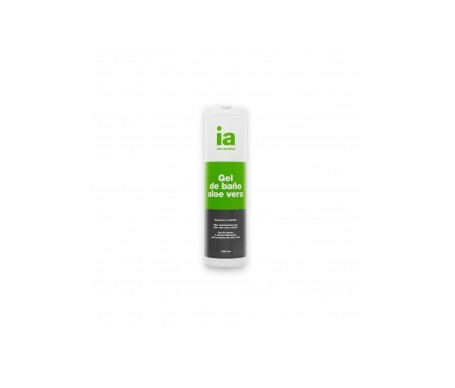 Interapothek gel de baño aloe vera 1l