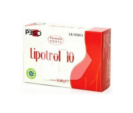 Lipotrol 10 20cáps