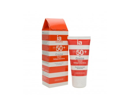 Interapothek crema fotoprotectora extrema SPF50+ 50ml