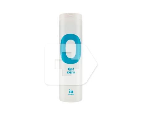 Interapothek gel de baño natural cero 1l