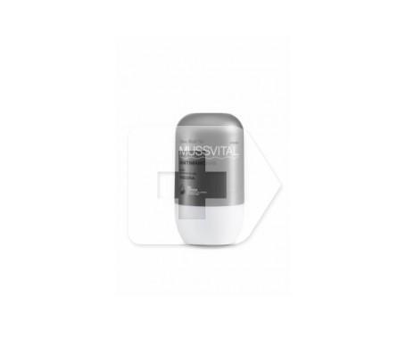 Mussvital desodorante roll on antimanchas al extracto de hiedra 75ml