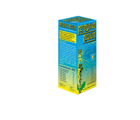 Resolutivo Regium limón 600ml