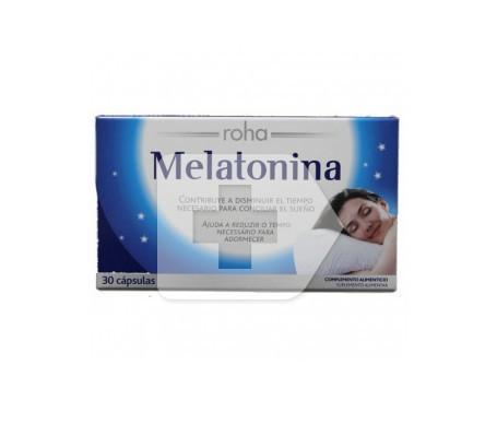 Roha Melatonina 30cáps