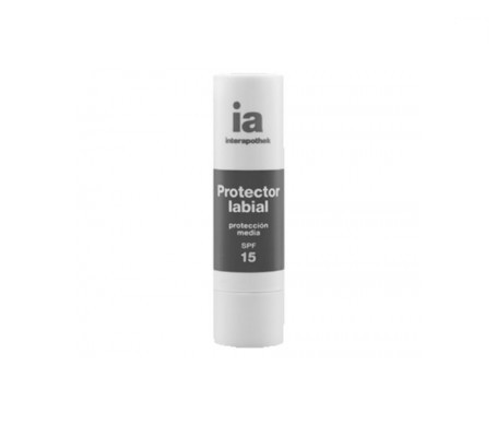 Interapothek protector labial SPF15+ 1ud