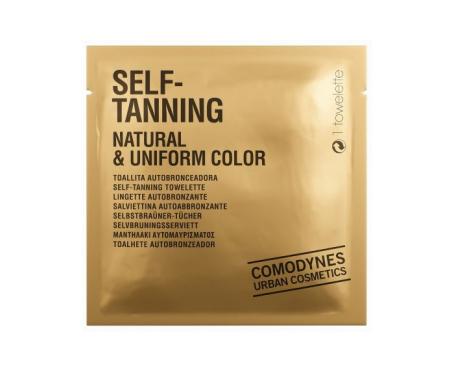 Comodynes Self-Tanning Natural & Uniform Color 1ud
