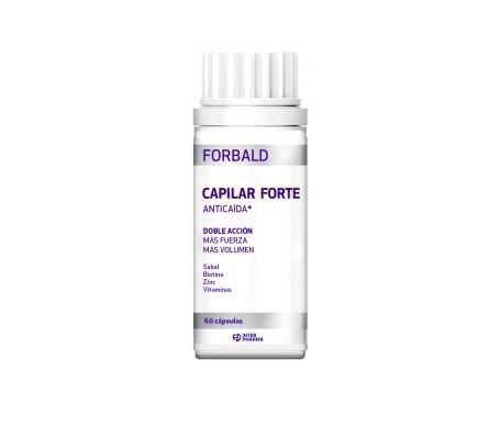 Forbald capilar Forte 60cáps