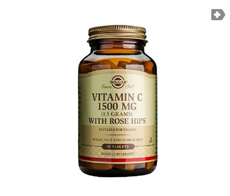 Solgar Vitamine C 1500mg 90comp