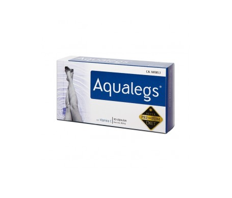 Aqualegs 30cáps