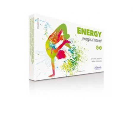 Homeosor Energy 10ml 20vials 20vials