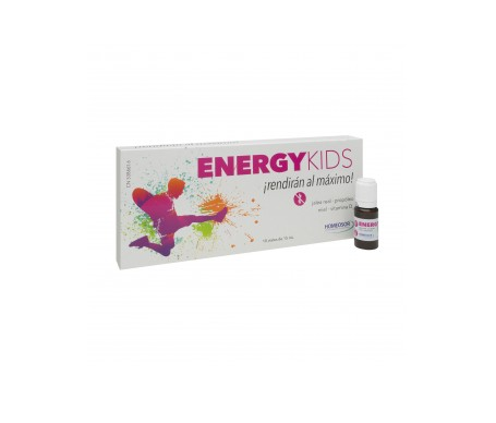 Homeosor Energy Kids 15ml 10 viales