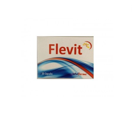 Flevit 30cáps