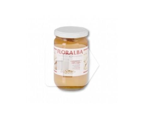 Floralba crema de almendras sin azúcar 380g