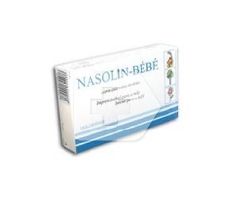 Nasolín Bebé aspirador nasal 1ud