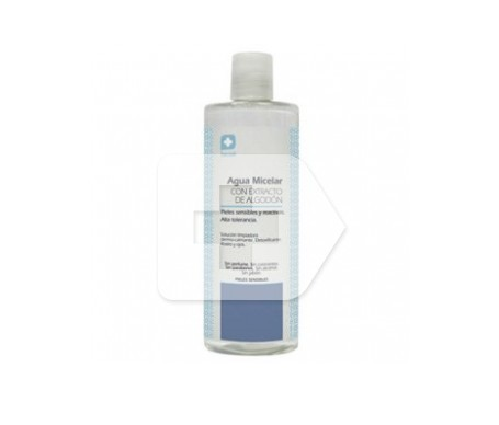 Micellar water with cotton extract 390ml