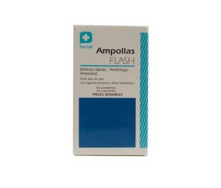 Parabotica Flash ampoules 5 pcs