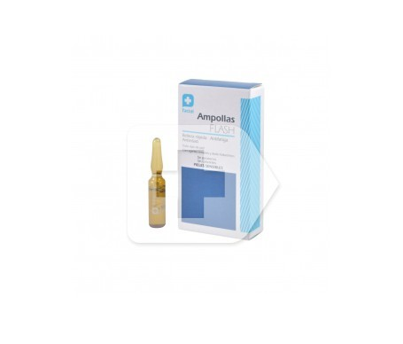 Parabotica Ampollas flash 2uds