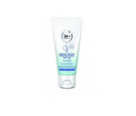 Be+ Pediatrics crema facial protectora SPF20+ 40ml