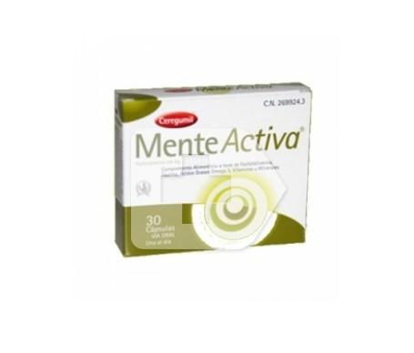 Ceregumil Mente Activa 30cáps