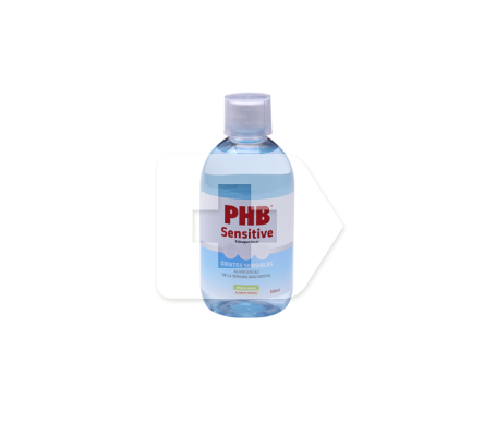 PHB Sensitive enjuague bucal 500ml