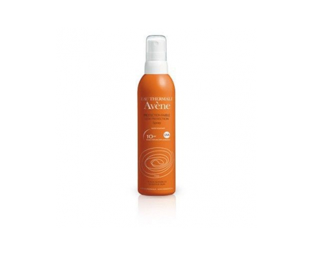 Avène Solar spray SPF10+ 200ml