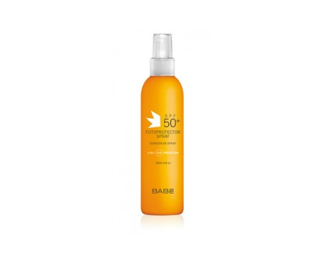 Babé Fotoprotector SPF50+ spray 200ml