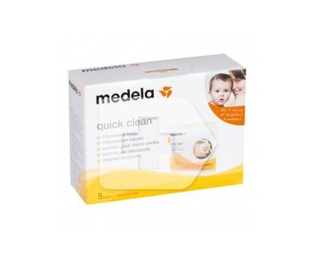 Medela Quick Clean bolsas para microondas 5uds