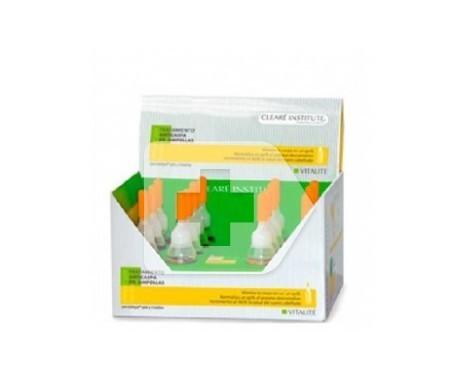 Cleare Institute Vitalite tratamiento anticaída 14amp