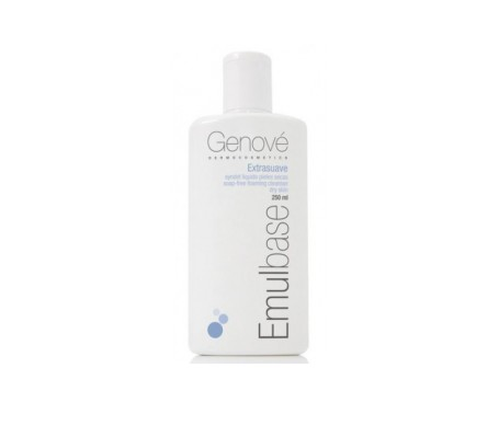 Genove Emulbase extrasuave 250ml