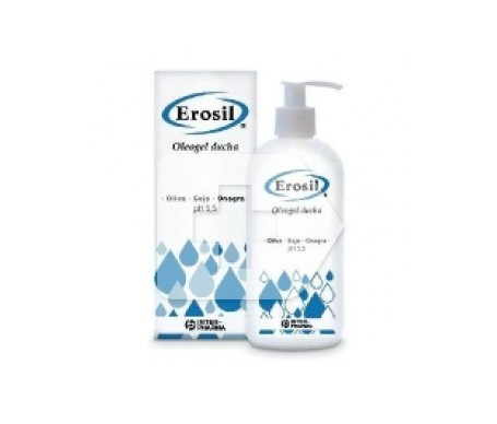 Erosil oleogel manos 250ml