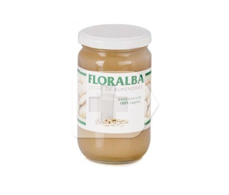 Floralba crema de almendras 370g