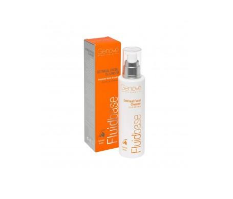Fluidbase Gel limpiador facial avena 150ml
